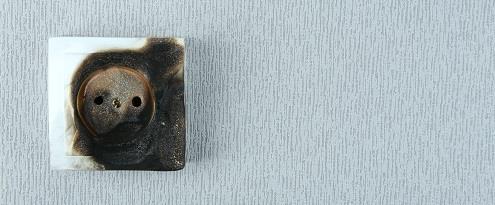 Kapot stopcontact
