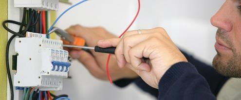 Installeren van elektra